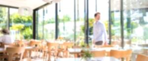 Restaurant et bar de la plage de St-Aubin à Neuchatel